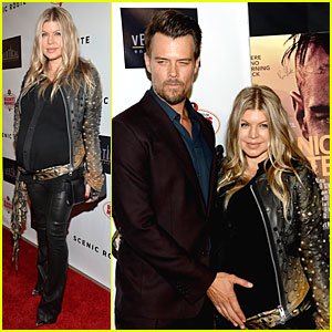 Josh Duhamel & Fergie: 'Scenic Route' Hollywood Premiere!