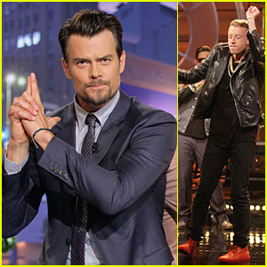 Josh Duhamel: I'm Nervous & Terrified of Being a Dad!