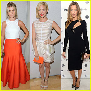 Julianne Hough & Brittany Snow: 'InStyle' Summer Soiree Babes!