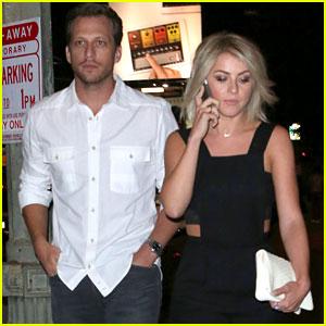 Julianne Hough Steps Out with Rumored Boyfriend Ari Sandel