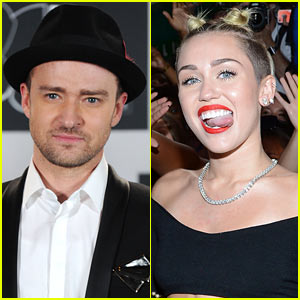 Justin Timberlake Compares Miley Cyrus at VMAs to Britney Spears