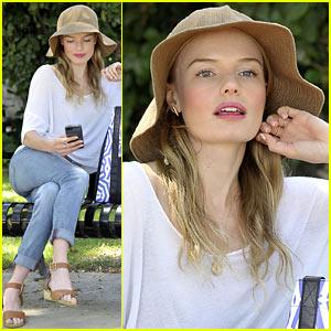 Kate Bosworth & Michael Polish: Wedding This Month?