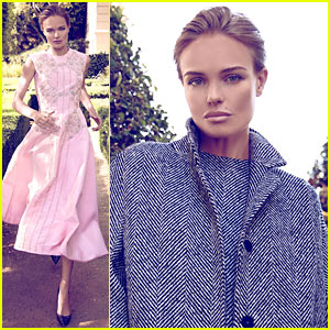 Kate Bosworth Discusses Wedding Dress with 'The Edit'