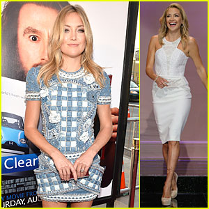Kate Hudson: 'Clear History' Hollywood Premiere!