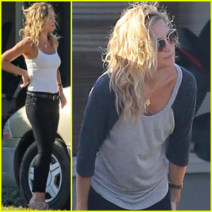 Kate Hudson: Dance Lessons with Derek Hough!