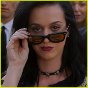 Katy Perry Attends Funeral in Second 'Roar' Teaser Video!