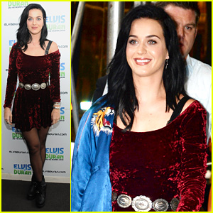 Katy Perry Roars in New York City for Z100 Visit