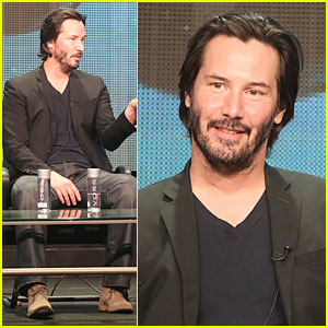 Keanu Reeves: 'Side by Side' at PBS' Summer TCA Tour!