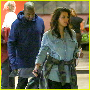 Kim Kardashian Photos: First Spotting After North West's Birth