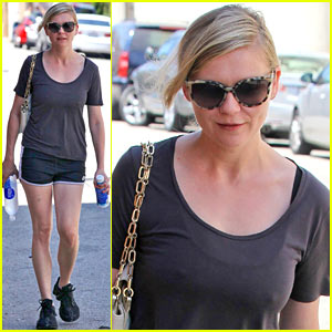 Kirsten Dunst: Watch 'Spider-Man 3' This Weekend!