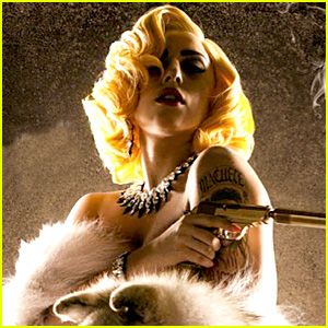 Lady Gaga Makes Appearance in 'Sin City: A Dame To Kill For'!