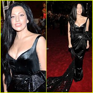 Lady Gaga - MTV VMAs 2013 Red Carpet
