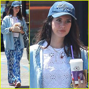Lana Del Rey: 'Summertime Sadness' Climbs 'Billboard' Chart!