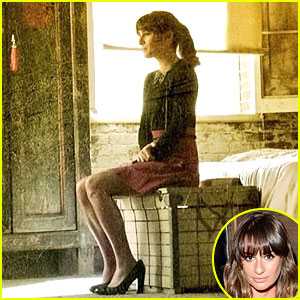 Lea Michele Shares First Photo from 'Glee' Season Five Set