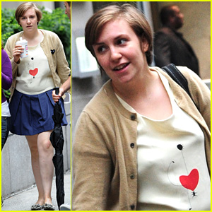 Lena Dunham: College Grads are Struggling to Pay the Rent