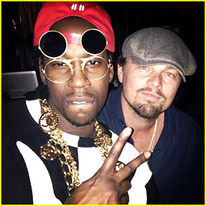 Leonardo DiCaprio - MTV VMAs After Party 2013 with 2 Chainz!