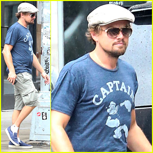 Leonardo DiCaprio Steps Out After 'Great Gatsby' DVD Release!