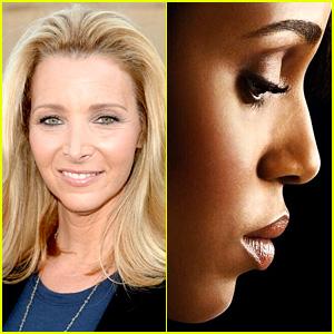 Lisa Kudrow Joins 'Scandal' Cast for Season 3!