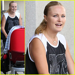 Malin Akerman Shares Her Best Advice for New Moms