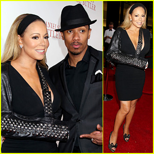 Mariah Carey Wears Arm Sling to 'Butler' New York Premiere!