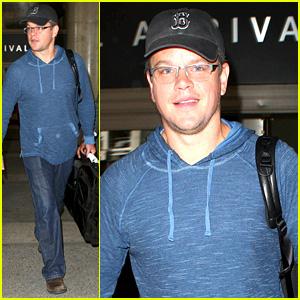 Matt Damon Defends BFF Ben Affleck Against 'Batman' Critics