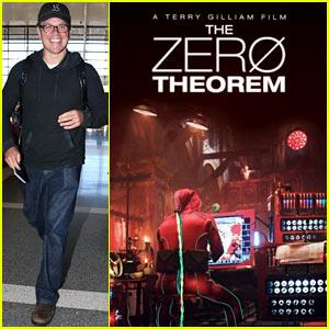 Matt Damon: New 'Zero Theorum' Poster!