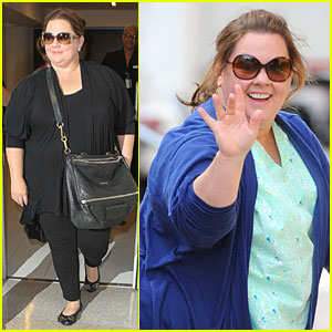 Melissa McCarthy: Early Talks for 'Susan Cooper'!
