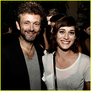 Michael Sheen & Lizzy Caplan: 'World's End' After Party!