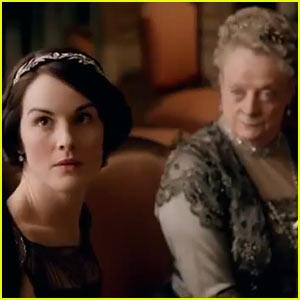 Michelle Dockery: 'Downton Abbey' Season Four Trailer - Watch Now!