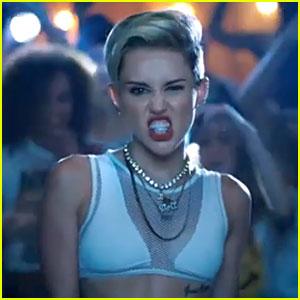 Miley Cyrus: Fierce MTV VMAs TV Spot - Watch Now!