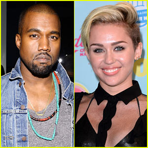 Miley Cyrus & Kanye West Collaborate for 'Black Skinhead' Remix: Report