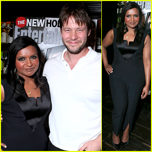 Mindy Kaling: 'Entertainment Weekly' New Hollywood Dinner!
