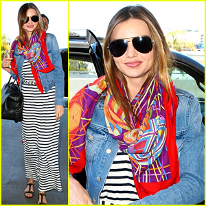 Miranda Kerr: Being a Mom is All About Planning & Preparation!