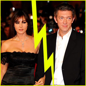 Monica Bellucci & Vincent Cassel Split After 14 Years of Marriage