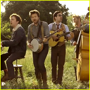 Mumford & Sons: 'Hopeless Wanderer' Video with Comedians!