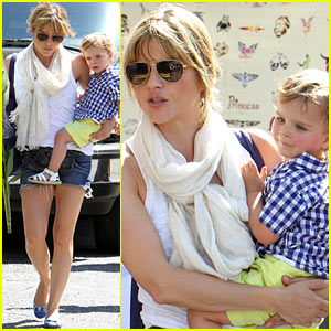 Newly Blonde Selma Blair: 'I Wish I Was An Amazing Cook!'