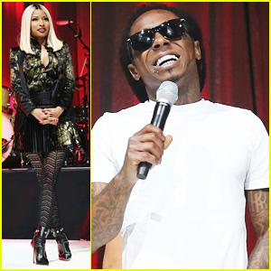 Nicki Minaj & Lil Wayne: BMI R&B/Hip-Hop Awards 2013