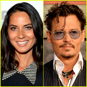 Olivia Munn Joining Johnny Depp in 'Mortdecai'?