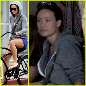 Olivia Wilde: Check Out Her Guest DJ Project!