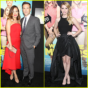 Olivia Wilde & Jason Sudeikis: 'We're the Millers' NYC Premiere!