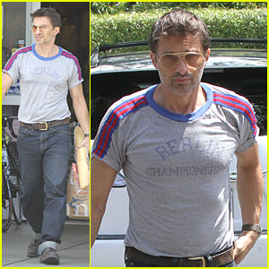 Olivier Martinez: Baguette Craving After Halle Berry's Birthday!