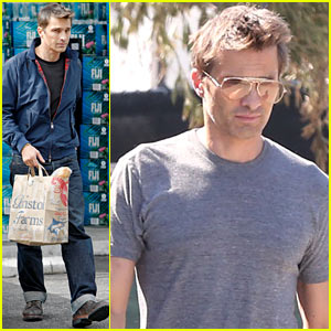 Olivier Martinez Buys Third Baguette in a Week
