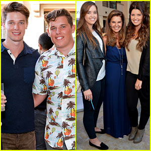 Patrick Schwarzenegger: Best Buddies Benefit with the Family!