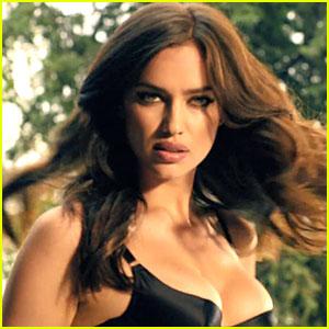 Penelope Cruz Directs Irina Shayk & Javier Bardem in L'Agent Ad!
