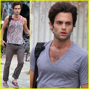 Penn Badgley: 'Cymbeline' Begins Filming in Brooklyn
