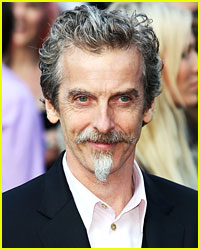 Peter Capaldi Officially Named New 'Doctor Who'