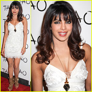 Priyanka Chopra: 'Exotic' at TAO Nightclub!