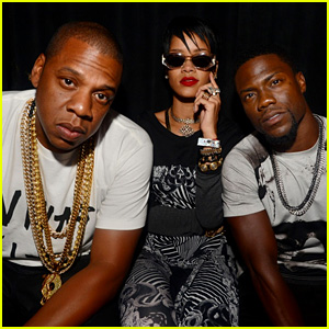 Rihanna: Legends of the Summer After Party with Jay Z