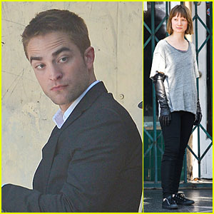 Robert Pattinson: 'Maps to the Stars' with Starstruck Mia Wasikowska!
