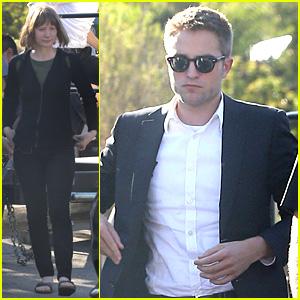 Robert Pattinson Wants to Strangle 'R-Patz' Nickname Creator